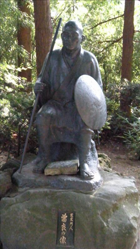 松尾芭蕉的弟子曾良
