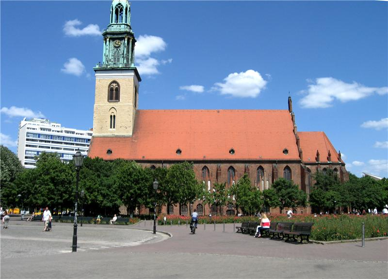 One of the oldest Churches in Berlin
