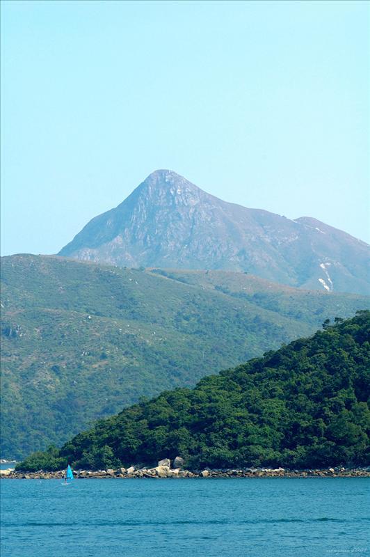 蚺蛇尖 Sharp Peak
