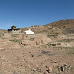 Ongiin-Khiid, Mongolia, 10.7.2010