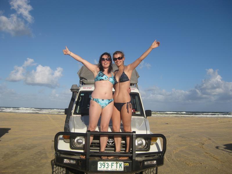 Fraser Island :)