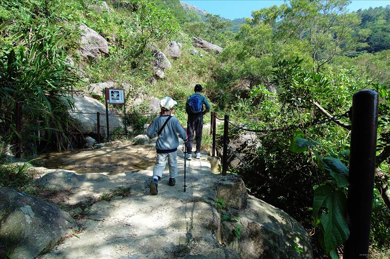 南大嶼郊遊徑 South Lantau Country Trail