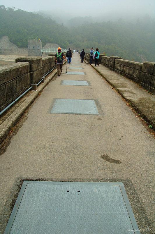 Main Dam 城門水塘主壩