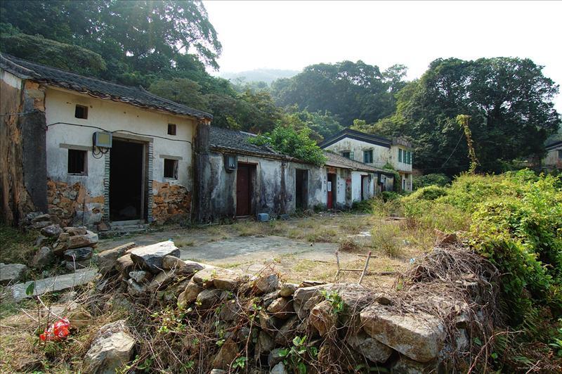 土瓜坪廢村 Ruined Village