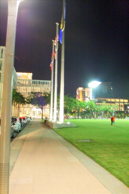 Padang Perbadanan Putrajaya, Presint 2, Putrajaya