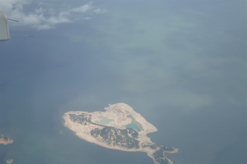 這什麼島呀?
