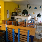 三芝「動物教堂」小餐廳