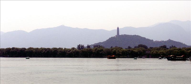 Kunming Lake - Summer Palace