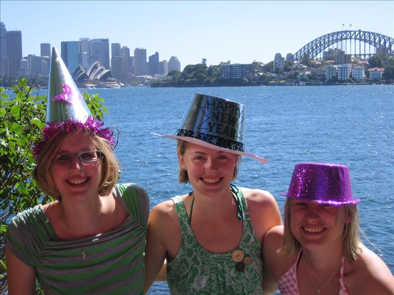 Silvester im Sydney