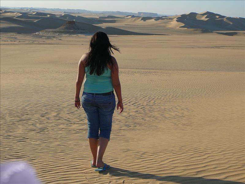 Siwa - Woestijn Meliza 3