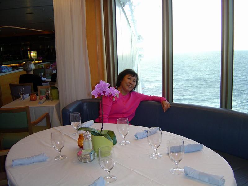 """""""Lido"""" buffet restaurant (deck #8)"""