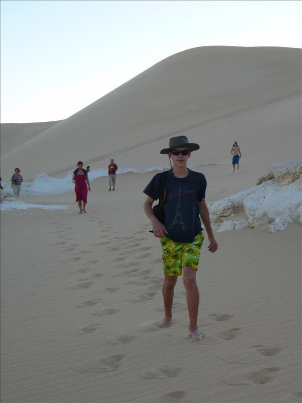 Siwa - Woestijn Tim