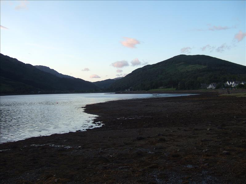 Loch Long from Arrochar