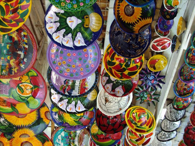 mexikanisches Kunsthandwerk