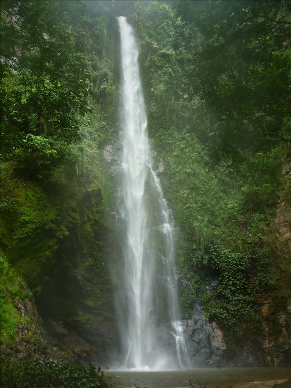 Liati-Wote - Tagbo waterfall