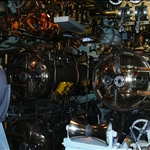 submarine torpedo tubes closed