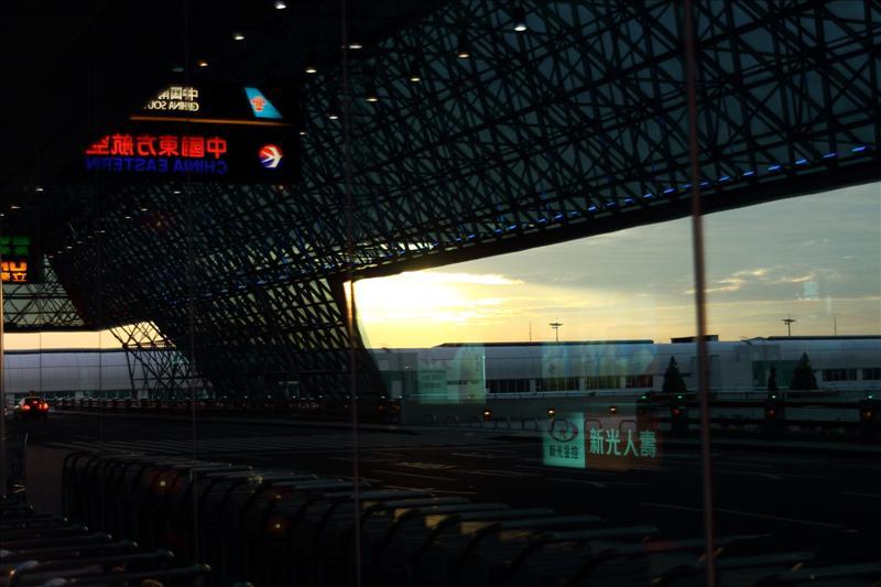 桃園機場 Terminal 2