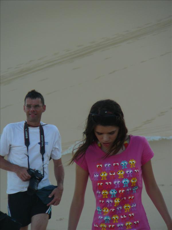 Siwa - Woestijn Martin en Danielle