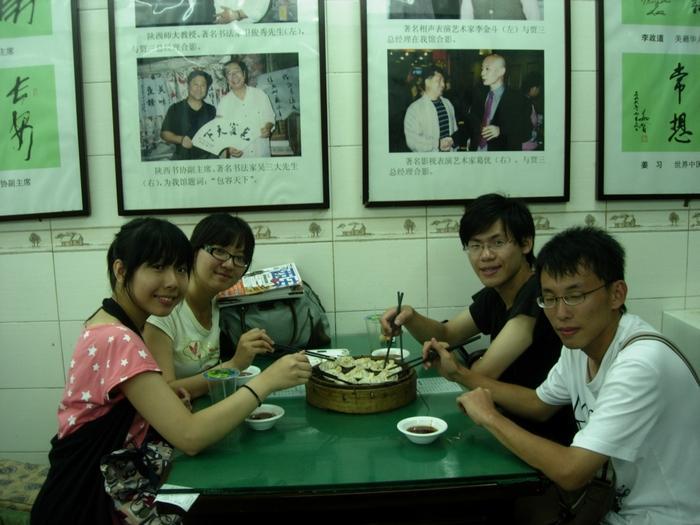 雖然說鼎泰豐比較好吃,但是這邊的價格大勝!