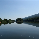 Juniata River 8-8-2010