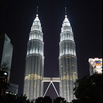 Petronas Twin Towers 2012