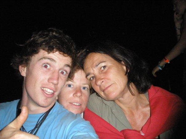 Wouter, Kate & Marleen