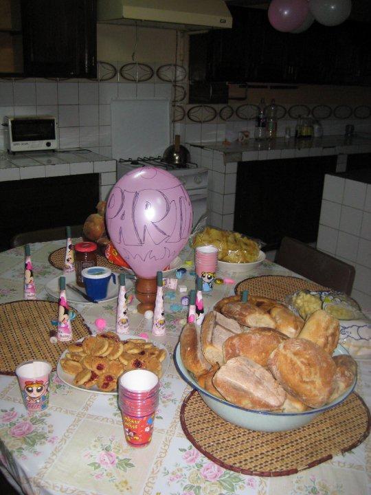 the la paz party