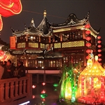 Lantern Festival(元宵节), 豫园, 城隍庙, Shanghai(上海), China, Feb 2011
