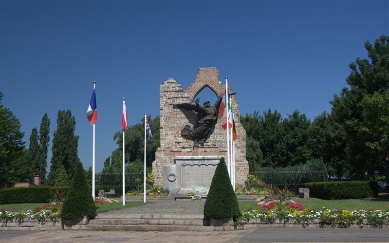 Bailleul, France