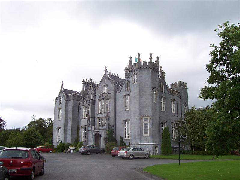 Kinnitty Castle.