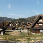 【Happy Traveller】2009秋日本賞楓之旅Day 7 (10/23) - 穿越時空800年, 進入美麗的世界文化遺產