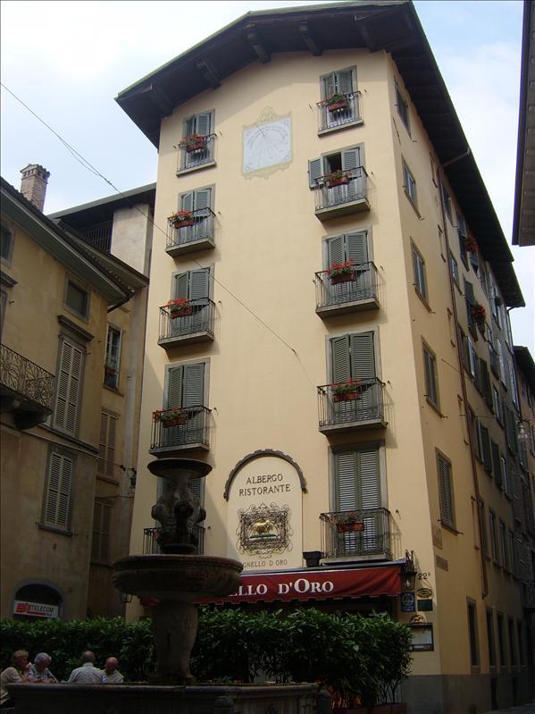 Our Hotel in Bergamo