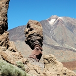 Mon Teide vulcano