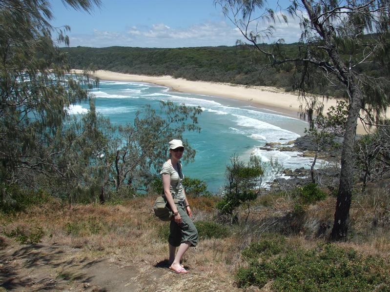 Suzanne, Noosa Coastal Walk