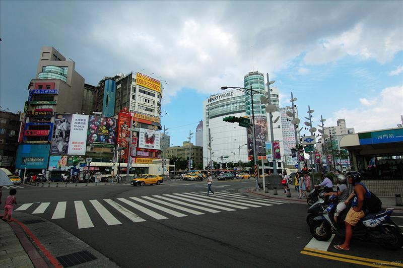 漢中街 Han Zhong Street