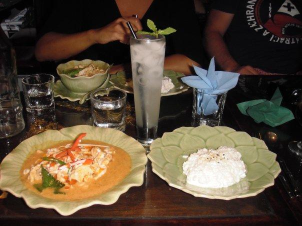 the best thai meal EVER!!