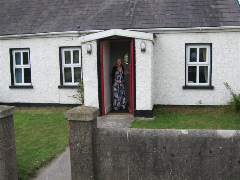 Our cottage in Bettystown