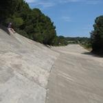 Famous 1923 Autodrome de Terramar near Sitges.