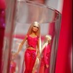 20111210 時代廣場Barbie 聖誕粉紅派對 little doll big dreams