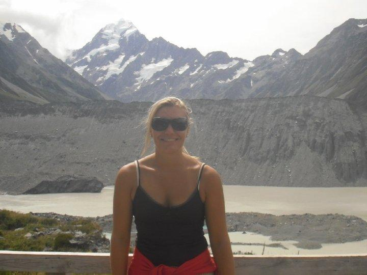 Mt Cook again - not sure how it appeared here too?!