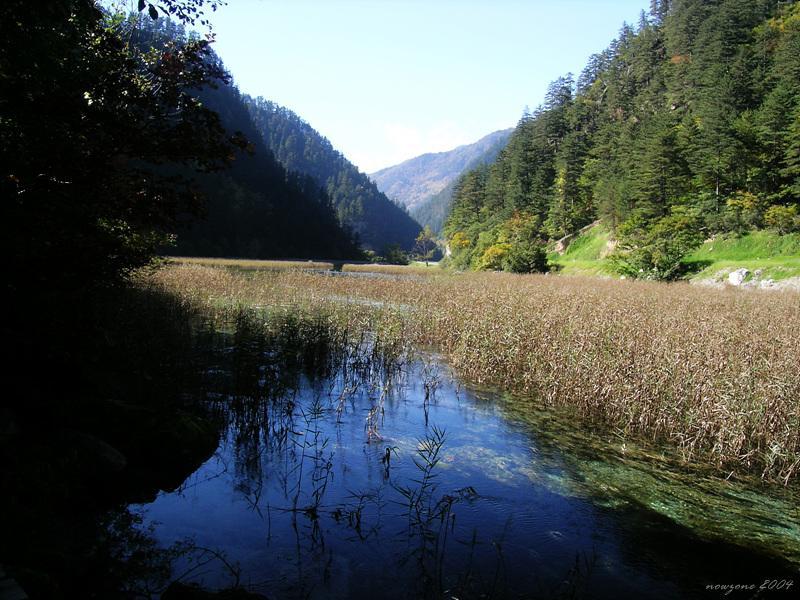 Reed Lake (Lúwěi Hǎi) 蘆葦海