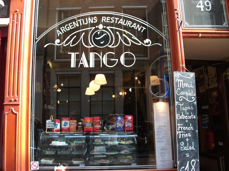 Argentine Restaurant.
