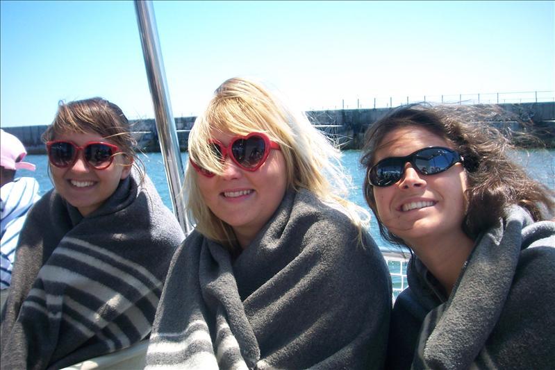 On the boat / sur le bateau