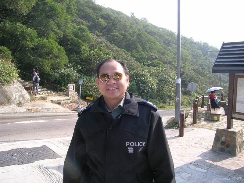 Pak Kung Au 佰公坳