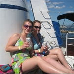 Good times in Rio... Boat trips, Football, New friends, Beach life...