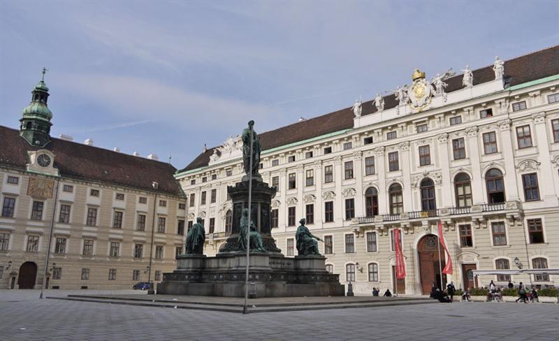 Kaiseraapartment / the royal apartments