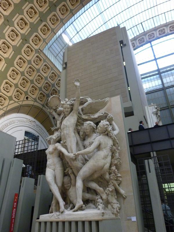 Musee d'orsay (10.30)