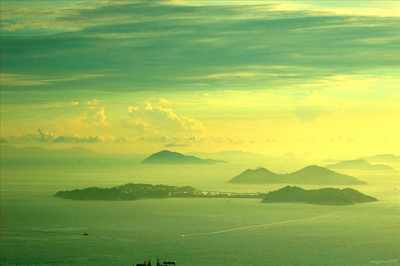 長州、石鼓洲及索罟群島