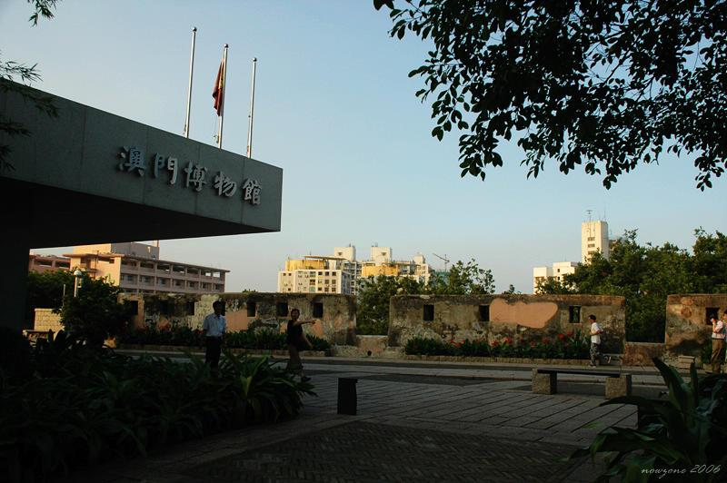 澳門博物館The Museum of Macao