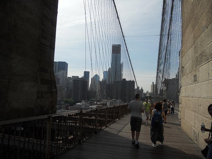 New York - Brooklyn Bridge